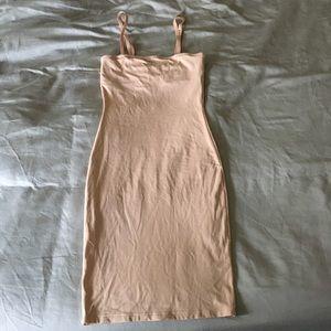 Vassarette nude shapewear dress